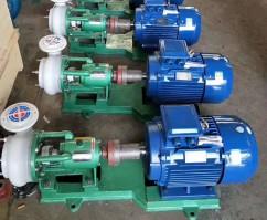 氟塑料合金泵